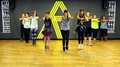 Want to kick off your workout with an energizing warm up? Well, look no further! We're loving the moves and music of this choreography, and we like the incor...