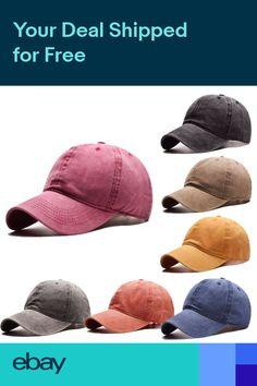 62142824 Adult Washed Denim Baseball Cap Men Women Autumn Summer Snapback Trucker Dad  Hat