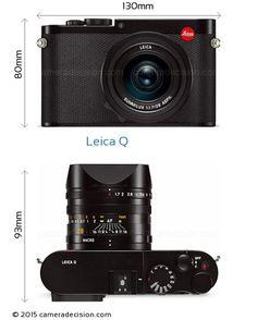 Leica Q Body Size Dimensions