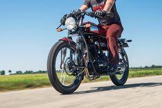 Janus Motorcycles Cafe Racer The Phoenix #motorcycles #caferacer #motos   caferacerpasion.com