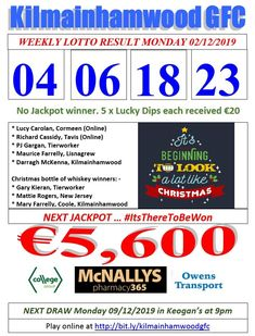 Support the fundraising efforts of Kilmainhamwood GFC, Kilmainhamwood Kells, Meath. Lotto Draw, Jackpot Winners, Number Drawing, Text Messages, Pj, Fundraising, Effort, Texts, Numbers