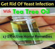 Tea Tree Oil For Yeast Infection: How to Get Rid of Yeast Infection