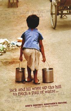 Kinderarbeid de belemmering van de vrijheid van het kind om kind te zijn.