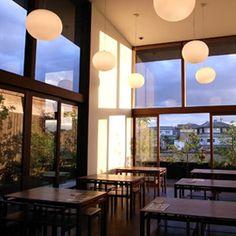 仏生山温泉 食堂
