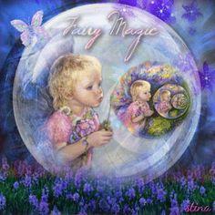 Fairy Bubble Magic