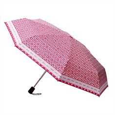 Packable Automatic #mimcomuse Pink Umbrella, Muse, Hot Pink, Rain, Boards, Outdoor Furniture, Rain Fall, Planks, Pink Gingham