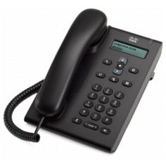 The single-line Cisco Unified SIP Phone 3905 supports two calls per line. Table 1 lists features and benefits of the Cisco Unified SIP Phone A full-duplex speakerphone allows for flexibility in placing and receiving calls. Unified Communications, Cisco Systems, Latest Gadgets, Office Phone, Technology Gadgets, Cool Things To Buy, Stuff To Buy, Computer Accessories