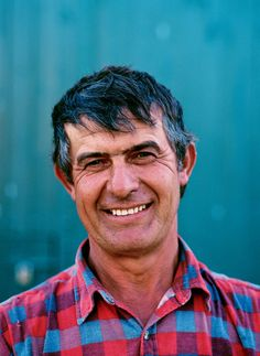 #Australian farmer #portrait