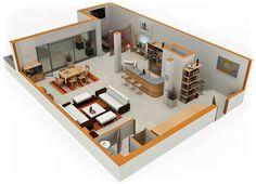 10 Floor Plans