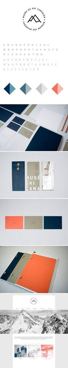 identity / Canadian Ski Museum