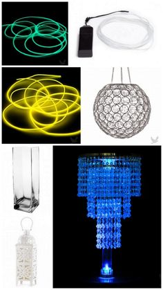 The Hottest Event Product You've Never Heard Of: El Wire (Electroluminescent Wire) « The Daily Design by Koyal Wholesale