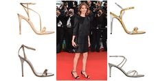Cannes 2016: 15 minimalist sandals for the red carpet http://ift.tt/1T6pqF4 #VogueParis #Fashion