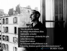 Boris Vian Sözleri - Eskimeyen Kitaplar | Eskimeyen Kitaplar