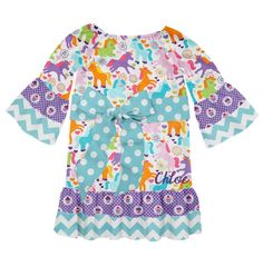 Check out the dress Victoria Crockett created on Designed By Me from Lolly Wolly Doodle!