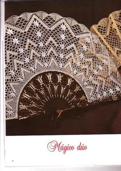 Album Archive - Bolillos y Bordados 009 Bobbin Lace, Hand Fan, Crochet, Albums, Board, Bobbin Lacemaking, Appliques, Embroidery, Needle Tatting Patterns