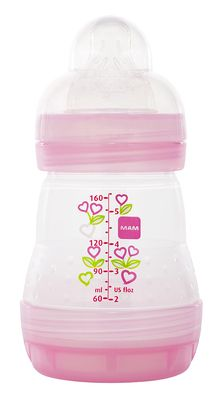 MAM bottles...the only bottle my exclusively BF baby would take!!! I LOVE THESE BOTTLES!!! We tried several and these were hands down the BEST!!!!!