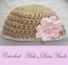 Free crochet Patterns or Baby beanie Hats. I am addicted to creating these gorgeous beanie crochet hats! They are not only so easy to make, but...