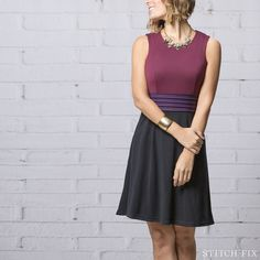 Stitch FIx: Thanksgiving Dinner With The Family