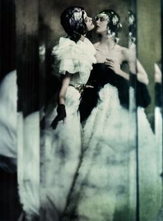 Vogue Italia by Paolo Roversi 2011