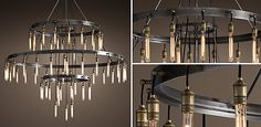 RH's Chandelier Collections