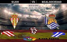 Sporting Gijon vs Real Sociedad 20.11.2016 Predictions - PPsoccer