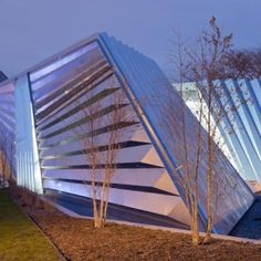 Eli and Edythe Broad Art Museum / Michigan State University by Zaha Hadid Architects