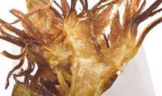 Chips de alcachofa | #Recetas de cocina | #Veganas - Vegetarianas ecoagricultor.com