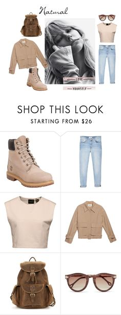 """""""Natural style"""" by molodid on Polyvore featuring мода, Timberland, MANGO и Puma"""