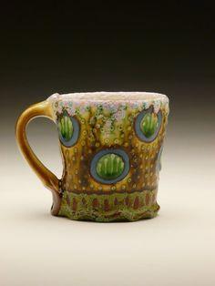 Ronan Peterson holey mug