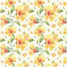 Natalia Tyulkina watercolor pattern