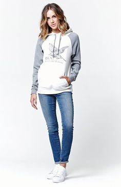 Mysteries Pullover Hoodie  It's gorgeous   #different #unique #hoodie #pullover #whiteandgrey # jeans #converse