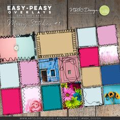 realistic, machine messy stitches for pocket page projects #digiscrap #scrapbooking #mixedmedia #artjournaling #cardmaking #hybridscrap #scrapbookingideas #nbk_design #the_lilypad #artsy #photobook #fotobuch #projectlife #projectlifeapp #projectlife52 #documentyourlife #journalcards #templates #fillercards #cards #pocketpages Collections Catalog, Scrapbook Supplies, Journal Cards, Easy Peasy, Photo Book, Digital Scrapbooking, Overlays, Cardmaking, Stitches