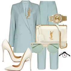 Lux Fashion, Office Fashion, Fashion Outfits, Womens Fashion, Fashion Trends, Work Fashion, Classy Outfits, Casual Outfits, Cute Outfits