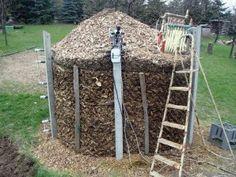 Komposztkazán készítése házilag Outdoor Structures, Garden, Garten, Lawn And Garden, Gardening, Outdoor, Gardens, Tuin