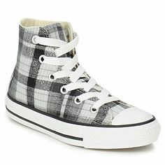 Converse All Star Plaid  I have these too. Kinda old and worn out now..but I still wear them.  Very hard for me to throw away a pair of Chucks.