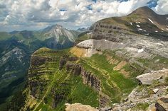 A glacial valley in the autonomous community of Aragon in Spain, the Ordesa…