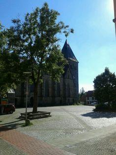 Kirchplatz Stiftskirche Obernkirchen