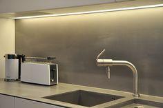 Küchenbeleuchtung, LED Lichtlinie