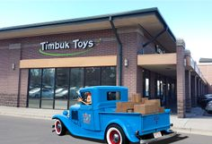 Looking for Wikki Stix in Denver, Co? Visit Timbuk Toys at the address below! A new shipment of Wikki Stix was just delivered! Timbuk Toys: U-Hills, University Hills Shopping Center, 2780 S. Colorado Blvd. #300, Denver, CO 80222. 303-756-2522 http://www.TimbukToys.com #wikkistix