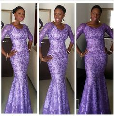 Subira Wahure Official African Couture Blog: LONG DRESSES;INSPIRATION FOR KITCHEN PARTY