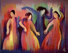 TAFA: The Textile and Fiber Art List: Anna Kocherovsky