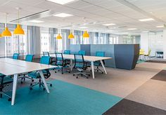 burmatex | carpet tiles | commercial carpets | carpet sheets | news | burmatex carpet tiles in Sweden's Best Looking Office 2013 #commercialofficedesigns