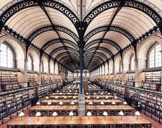 Bibliothèque Sainte-Geneviève 10, place du Panthéon - 5e