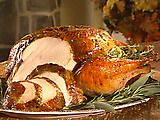 Butter Herb Turkey I have made this the last several years and it is the best turkey recipe ever! I get requests for this one:) Roasted Butter Herb Turkey from The Recipe The Recipe may refer to: Herb Turkey Recipe, Herbed Butter For Turkey, Herb Roasted Turkey, Turkey Recipes, Meat Recipes, Turkey Food, Grilled Turkey, Baked Turkey, Turkey Chili