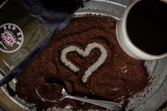 There's no love like the one between a person and their coffee. Red Eye Coffee, Thing 1, Dark Roast, Red Eyes, Gourmet Recipes, Desserts, Food, Bloodshot Eyes, Tailgate Desserts