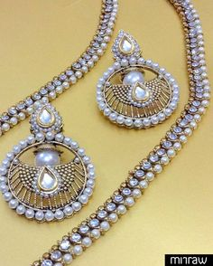 payal & earring to make you glow and sparkle.