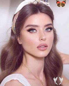 <br> Makeup Looks For Brown Eyes, Simple Makeup Looks, Creative Makeup Looks, Makeup For Green Eyes, Natural Makeup Looks, Natural Beauty, Edgy Makeup, Formal Makeup, Glam Makeup Look