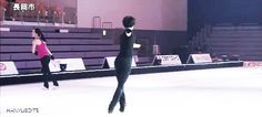 Yuzu's quad loop! <3