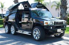10 seat hummer limo