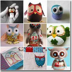 owls owls owls love 'em x